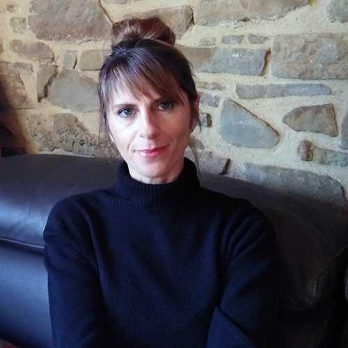 Elisa Montes, praticienne shiatsu et EFT certifiée à Pamiers